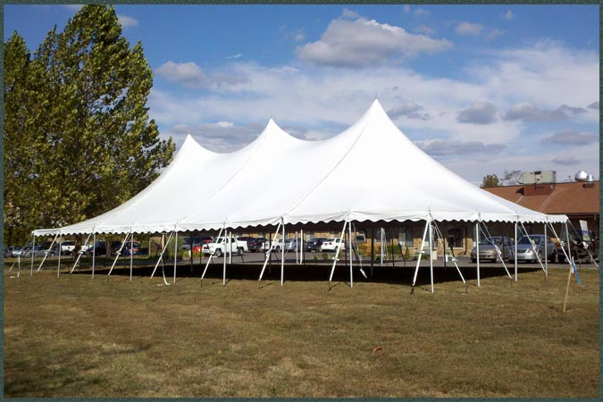 Pole Tents & Nashville Party Rentals | Tents - Nashville Party Rentals
